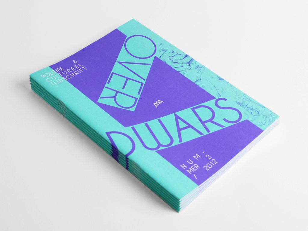 Magazine OverDWARS cover DWARS