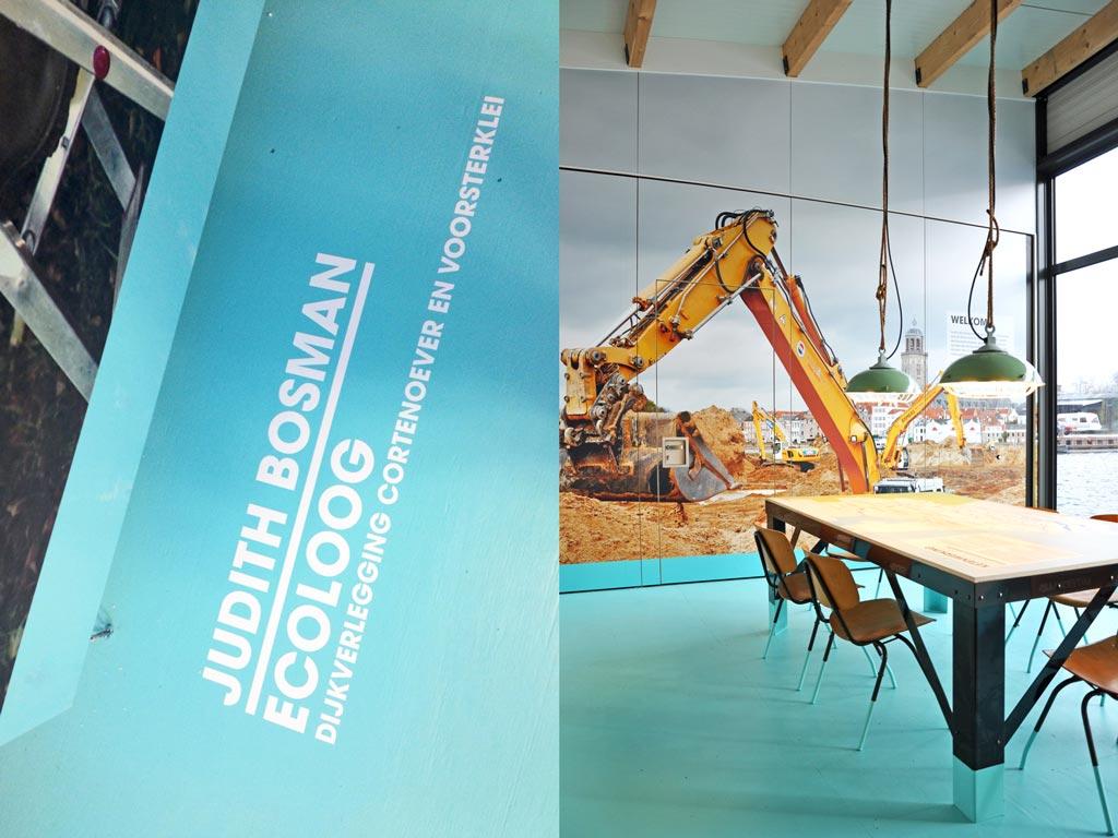 Expositie Ruimte voor de Rivier Deventer