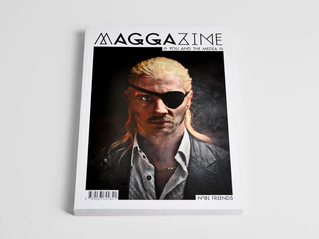 Maggazine Den Haag cover