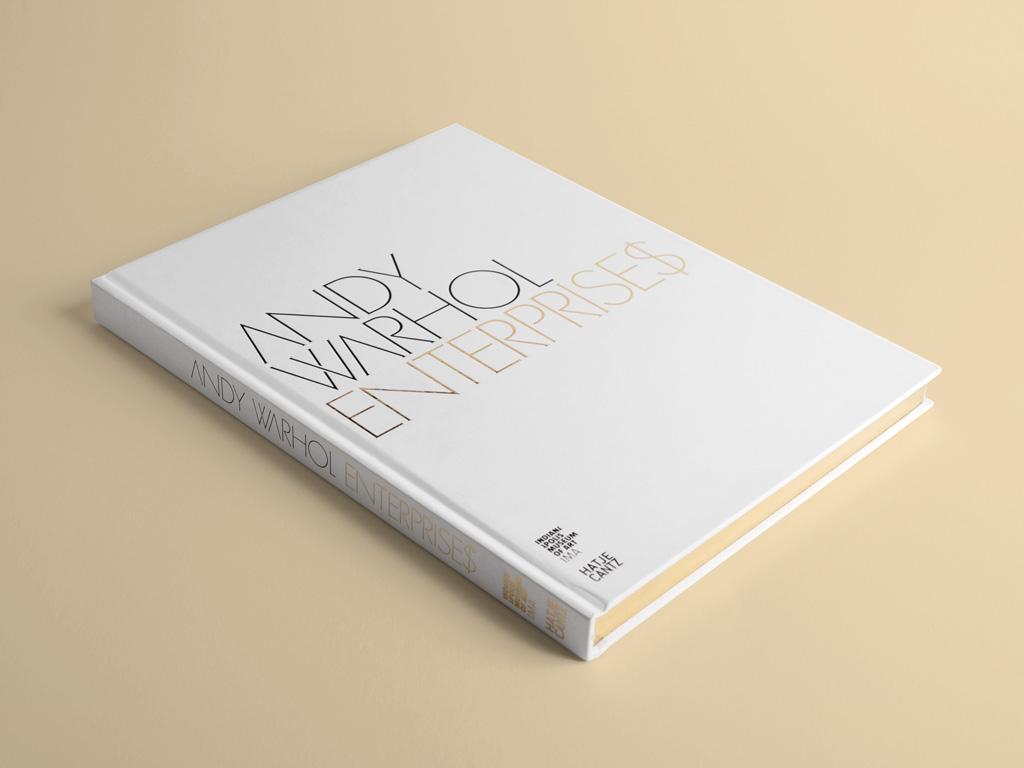 Andy Warhol Enterprises catalogue