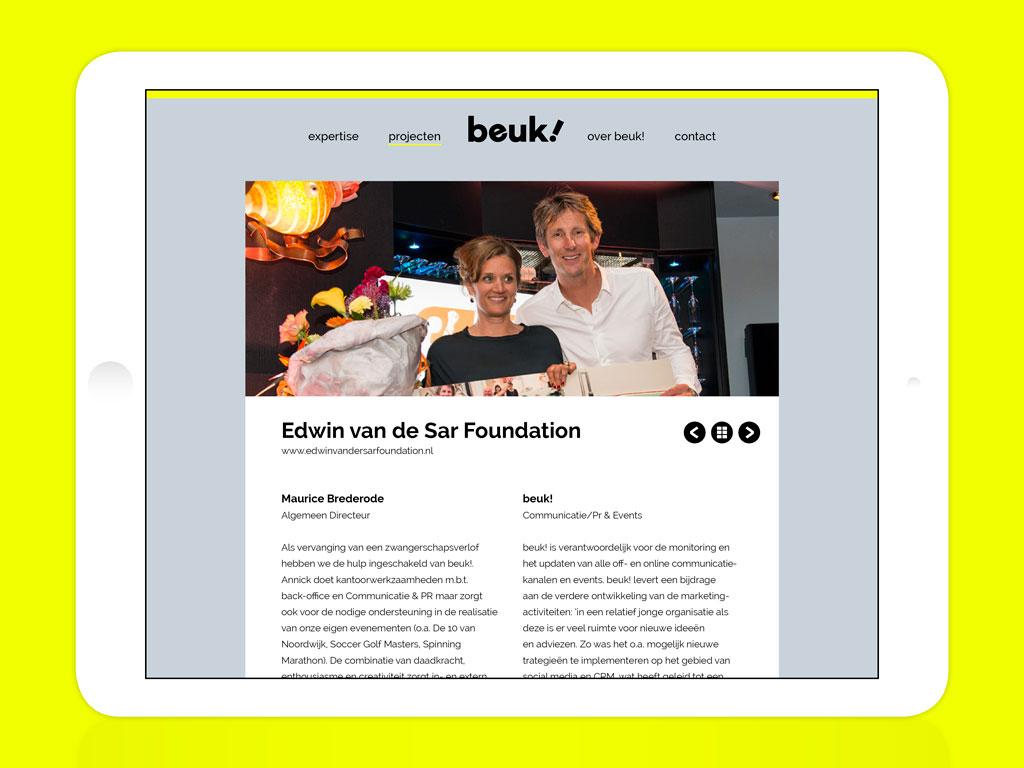 Annick Beukers website