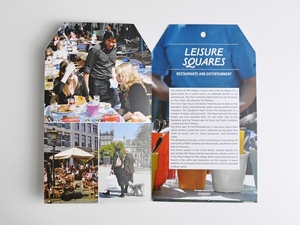The Hague Storebox brochure